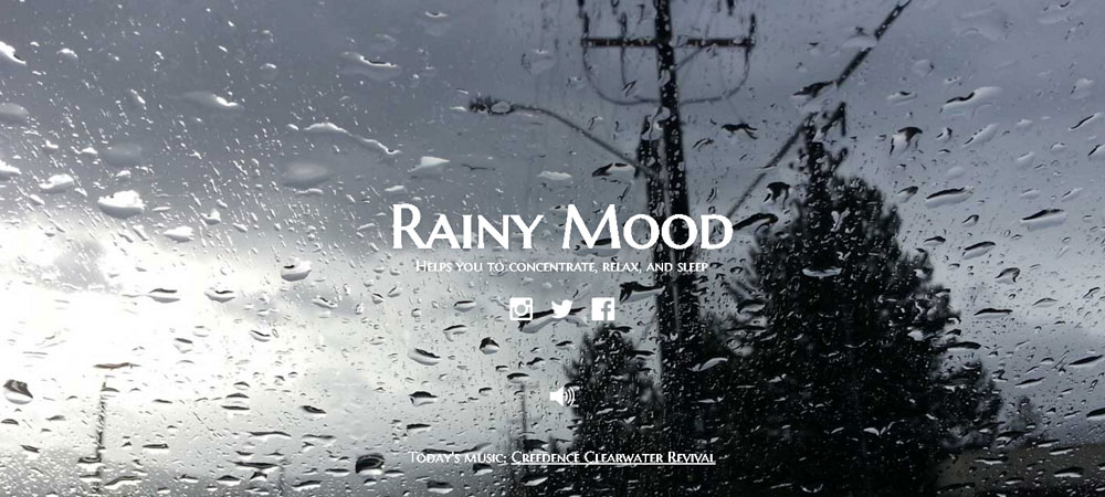 rainymood