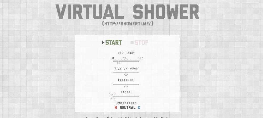 virtualshower